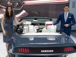 삼성전자·하만 세계 첫 5G 車통신장비 BMW 전기차에 탑재
