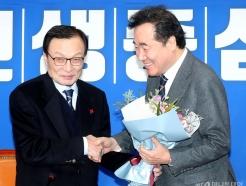 민주당 복귀한 이낙연 전 총리