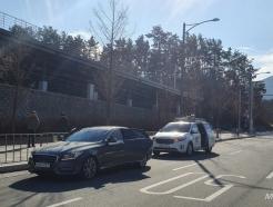 <strong>KT</strong>, 28㎓ 주파수 대역서 5G 자율차 연동 성공