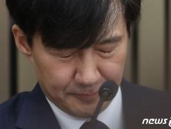 """조국, '형사판례특수연구' 강의계획 게재…""""절제의 형법학"""""""