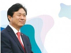 """'3선' 김영춘, 부산 진구갑 예비후보 등록…""""한 차원 높은 비전 제시할 것"""""""
