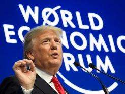 트럼프·툰베리 말다툼? '다보스포럼' 3가지 쟁점