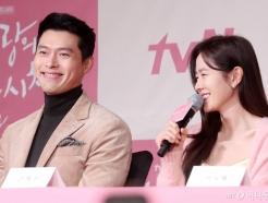 """'사랑의 불시착' 설 연휴 스페셜…누리꾼 """"2주씩 버티기 힘들다"""""""
