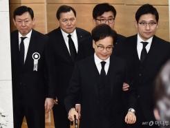 [사진]조문 마친 이재현 CJ그룹 회장