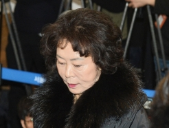 [사진]빈소 들어서는 신영자 롯데장학재단 이사장