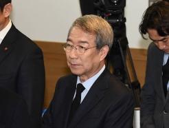 [사진]고 신격호 빈소 찾은 정운찬 KBO 총재