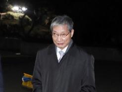 [사진] 검찰,전 미전실 장충기 사장 소환…'삼성 합병·승계 의혹'