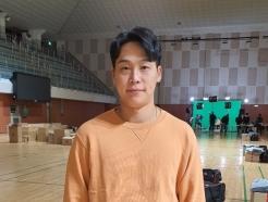 """'나도 좌익수 후보' 한화 김민하 """"프로 10년째, 경쟁 안 한 적 없다"""" [★인터뷰]"""