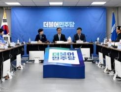 [사진]공천관리위원회의 주재하는 원혜영 위원장