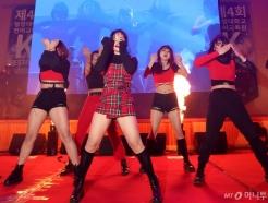 [사진]'K-POP에 빠진 유학생들'