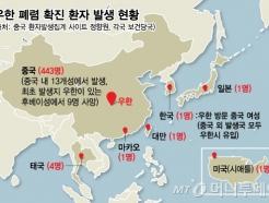 '우한 폐렴' 급속확산, 사망자 총 9명…확진은 440명