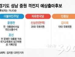[2020격전지]文대통령 스피커의 성남중원 탈환?