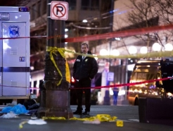 美시애틀 시내서 총격사건…1명 사망·7명 부상