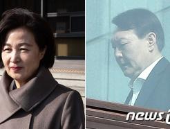 추미애-윤석열 '전쟁' 부른, '최강욱 기소' 뭐길래