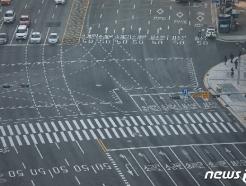 [사진] 한산한 서울 도심 설 연휴 풍경