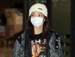 [사진]리사 '귀여운 비니쓰고 입국'