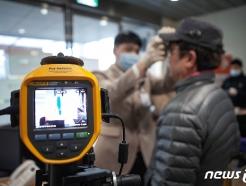 [사진] 서울의료원, '우한폐렴' 대비 면회객 관리 '메르스' 수준 강화