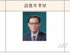 우리은행장 후보에 '권광석, 김정기, 이동연'