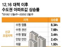 인천·의정부 규제하면 '막장?'… 풍선효과의 끝은?
