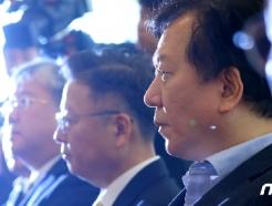 [사진] 코로나19 직격탄, 굳은표정의 정호영 경북대병원장