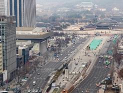 [사진] '코로나19 예방' 서울시, 광화문 집회 전면 불허 결정