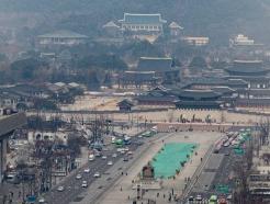 [사진] 광화문 집회 전면 불허 결정 내린 서울시