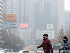서울시, 21일 12시 기준 '초미세먼지 주의보' 발령