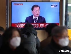 """文대통령 """"임대료 인하 나비효과, 남대문시장으로 확산"""""""