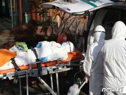 [사진] '코로나19 화약고' 청도대남병원 환자