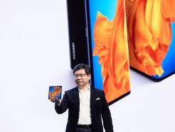 화웨이, 자체 OS탑재 폴더블폰 '메이트Xs 공개