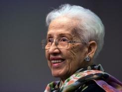 히든 피겨스 실제주인공 캐서린 존슨, 우주 별이 되다…향년 101세