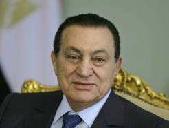 이집트 30년 철권통치 무바라크 전 대통령 사망
