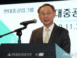 황창규 KT 회장 '횡령' 무혐의…'쪼개기 후원' 계속 수사