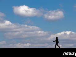 [사진] '반가운 파란하늘'