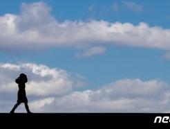 [사진] '파란하늘이 찾아왔다'
