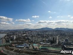 [사진] 미세먼지 '좋음'...서울의 파란 하늘
