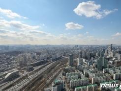 [사진] 파란하늘 찾아온 서울