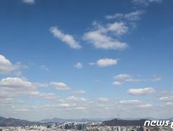 [사진] 파란하늘 펼쳐진 서울
