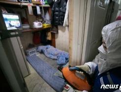 [사진] '코로나19 방역... 철저하게'