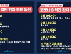 마포구청, 코로나19 확진자 동선 공개…홍대입구 등 방문