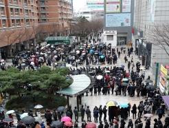 """""""행복한백화점, 오늘도 마스크 6.3만개 판매"""""""