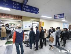 """""""코로나 대출 신청 대기 1500건…업무 위탁해도 두달 걸려"""""""