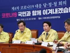 당정청 코로나19 대응 회의