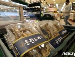 [사진] 코로나19로 면역력 향상 식품 인기
