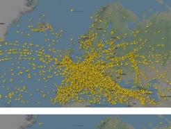 코로나19의 역설…이동제한에 유럽 공기 깨끗해졌다