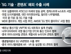 '5G 코리아' 이니셔티브…韓글로벌 롤모델 부상