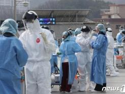 의정부성모병원 관련 확진자 30명…감염 경로 '깜깜'