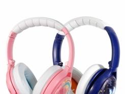 청력 보호하는 어린이용 무선 헤드폰 버디폰 코스모스ANC, 국내 첫 론칭