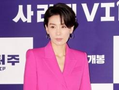 """김서형, 특정 정당 초상권 무단 사용에 """"법적 책임 물을 것"""""""