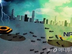 폭락장에서 국민연금이 사들인 NHN, 매도한 두산
